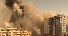 الأوضاع فى غزة
