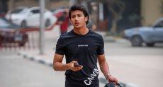 عمرو جمال مهاجم الطلائع