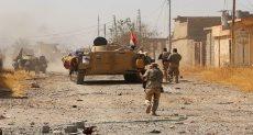 قوات الأمن العراقى