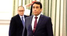 رئيس المجلس الرئاسي الليبي الدكتور محمد المنفي