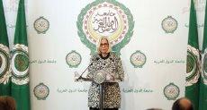 السفيرة هيفاء أبو غزالة الأمين العام المساعد رئيس قطاع الشؤون الاجتماعية