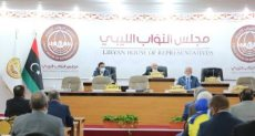 جلسة مجلس النواب الليبى