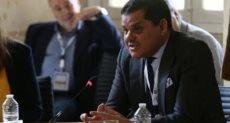 رئيس حكومة الوحدة الليبية عبدالحميد الدبيبة