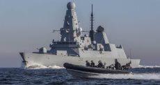 البحرية البريطانية