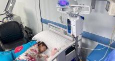 بدء حقن العلاج الچيني لمرضى الضمور العضلي بمستشفى معهد ناصر