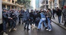 عناصر من الشرطة اللبنانية