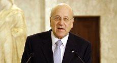 رئيس مجلس الوزراء اللبناني نجيب ميقاتي