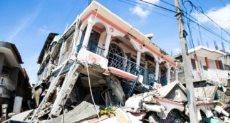 زلزال هايتى