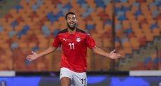 احمد ياسر ريان مهاجم الاهلى