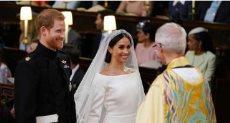زفاف ميجان وهارى