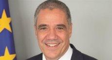سفير الاتحاد الأوربى فى لبنان رالف طراف