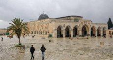 اقتحام المسجد الأقصى - صورة أرشيفية