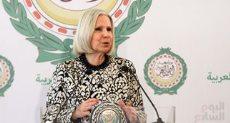 الأمين العام المساعد لجامعة الدول العربية السفيرة هيفاء أبو غزالة
