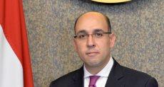 المتحدث الرسمى باسم وزارة الخارجية السفير أحمد حافظ