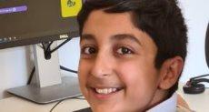 الطفل بنيامين أحمد