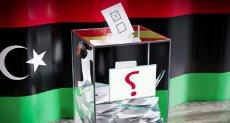الانتخابات فى ليبيا