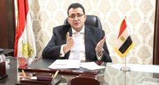 الدكتور خالد مجاهد المتحدث باسم وزارة الصحة