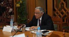 السفير أحمد إيهاب جمال الدين مندوب مصر بالأمم المتحدة