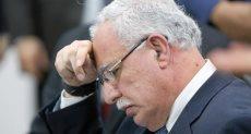 وزير الخارجية الفلسطينى الدكتور رياض المالكى