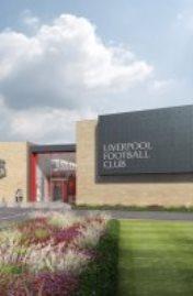 مركز تدريب ليفربول الجديد