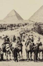 الأهرامات منذ 150 عاما
