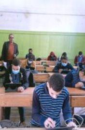 طلاب الثانوى العام