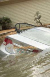 غرق سيارة - أرشيفي