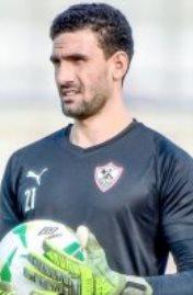 محمد عواد - حارس مرمى الزمالك