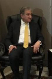 وزير الخارجية سامح شكرى يلتقى وزير خارجية باكستان