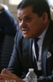 رئيس حكومة الوحدة الليبية عبد الحميد الدبيبة